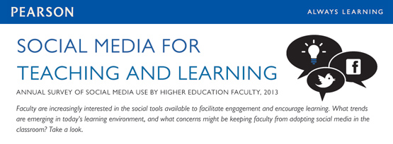 A discussion on the involvement of social media in the higher education learning